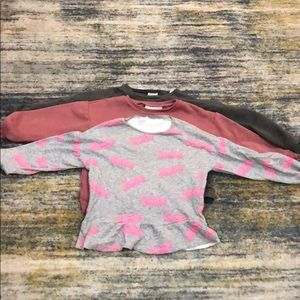 Zara Toddler sweaters